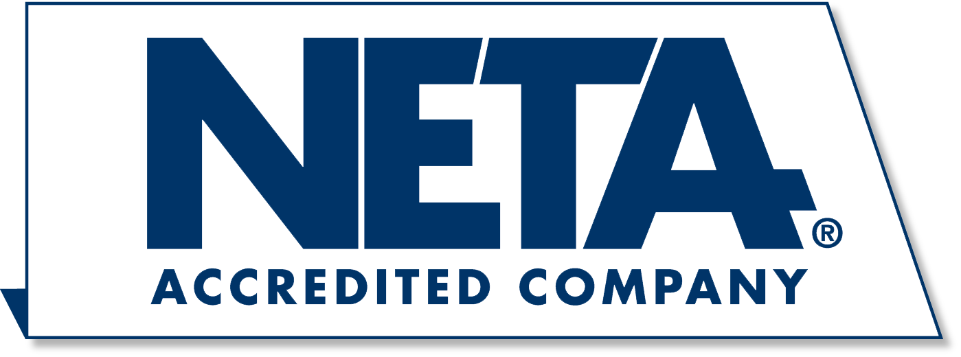 J.G. Electrical Testing Corporation is a NETA Accredited Company